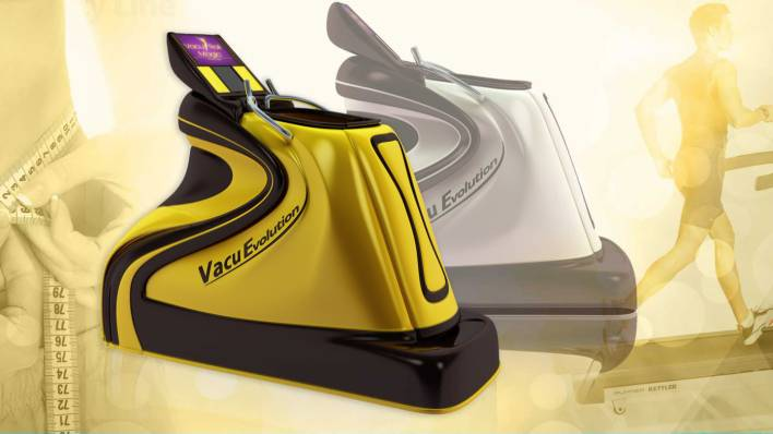 Vacu Evolution Shaper aparatas